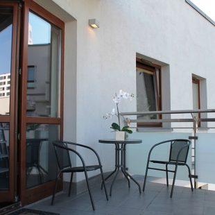 Giełdowa-balkon