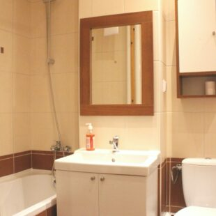 Zagórna łazienka małe