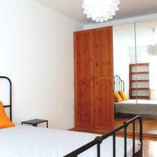 Zagórna sypialnia małe